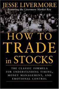 Джесс Ливемор «Как торговать акциями»